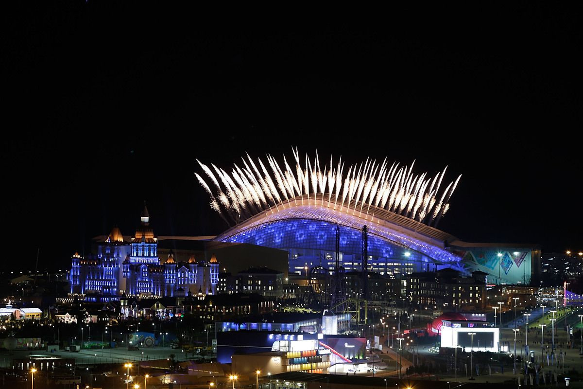 Christophe Dubi reference how mass infrastructure projects, such as those conducted around Sochi 2014, could lead to large cost increases, sometimes of up to three times the original budget ©Getty Images