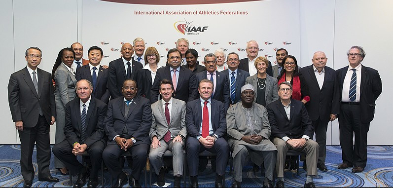 The IAAF Council, chaired by its President Sebastian Coe, are due to discuss choosing a host city for the 2023 World Championhsips at its next meeting in Buenos Aires later this month ©IAAF