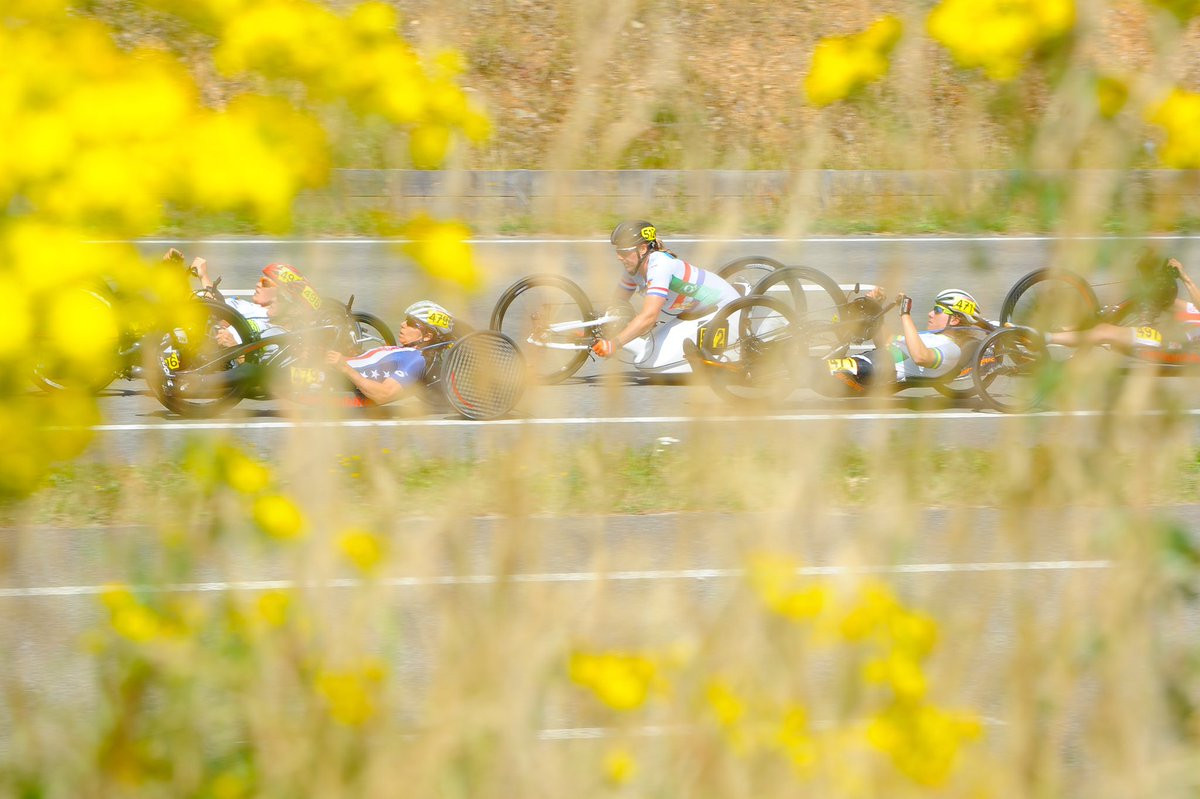 The UCI Para-cycling Road World Cup in Emmen concluded with more road races ©Twitter/UCI Para-Cycling