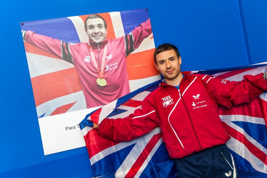 Table tennis star Bayley becomes first Paralympian inducted into English Institute of Sport Hall of Champions