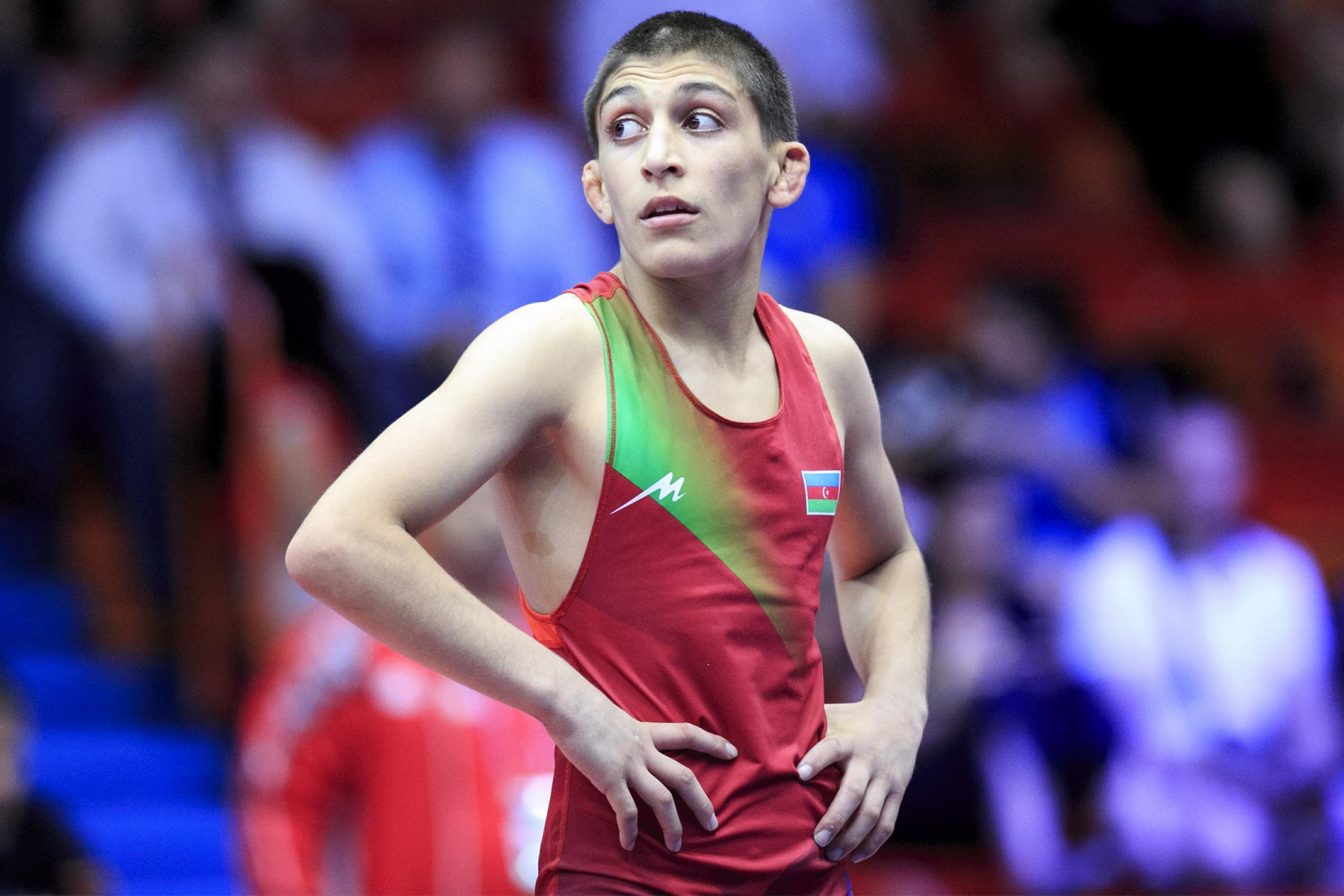 Greco-Roman finals bring United World Wrestling Cadet World Championships to close