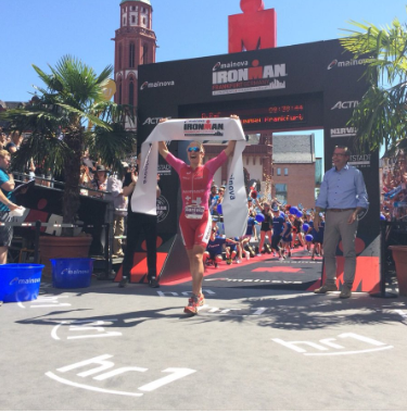 Class acts Ryf and Frodeno take Ironman European titles in Frankfurt