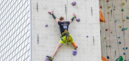 Italy seal success in four events as IFSC Paraclimbing Master event ends