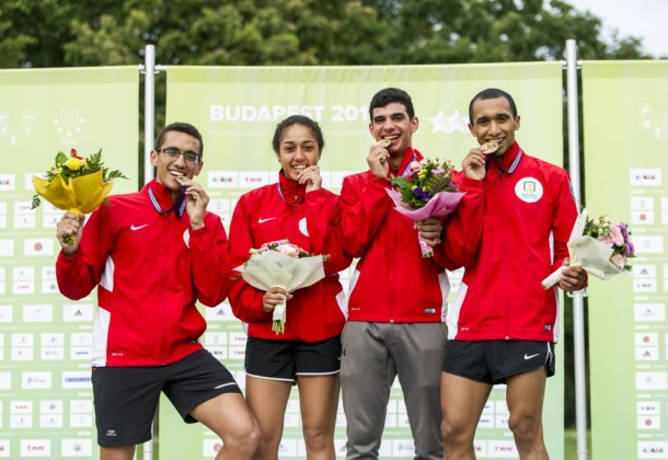 Egypt take team event as first FISU World University Modern Pentathlon Championships ends in Budapest