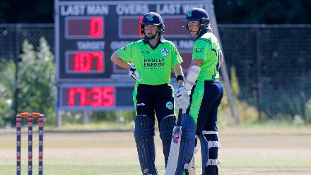 Ireland and Bangladesh record second victories at ICC Women's World Twenty20 qualifying tournament