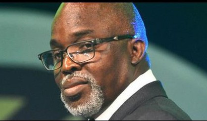 Amaju Pinnick has been appointed first vice-president of CAF ©CAF
