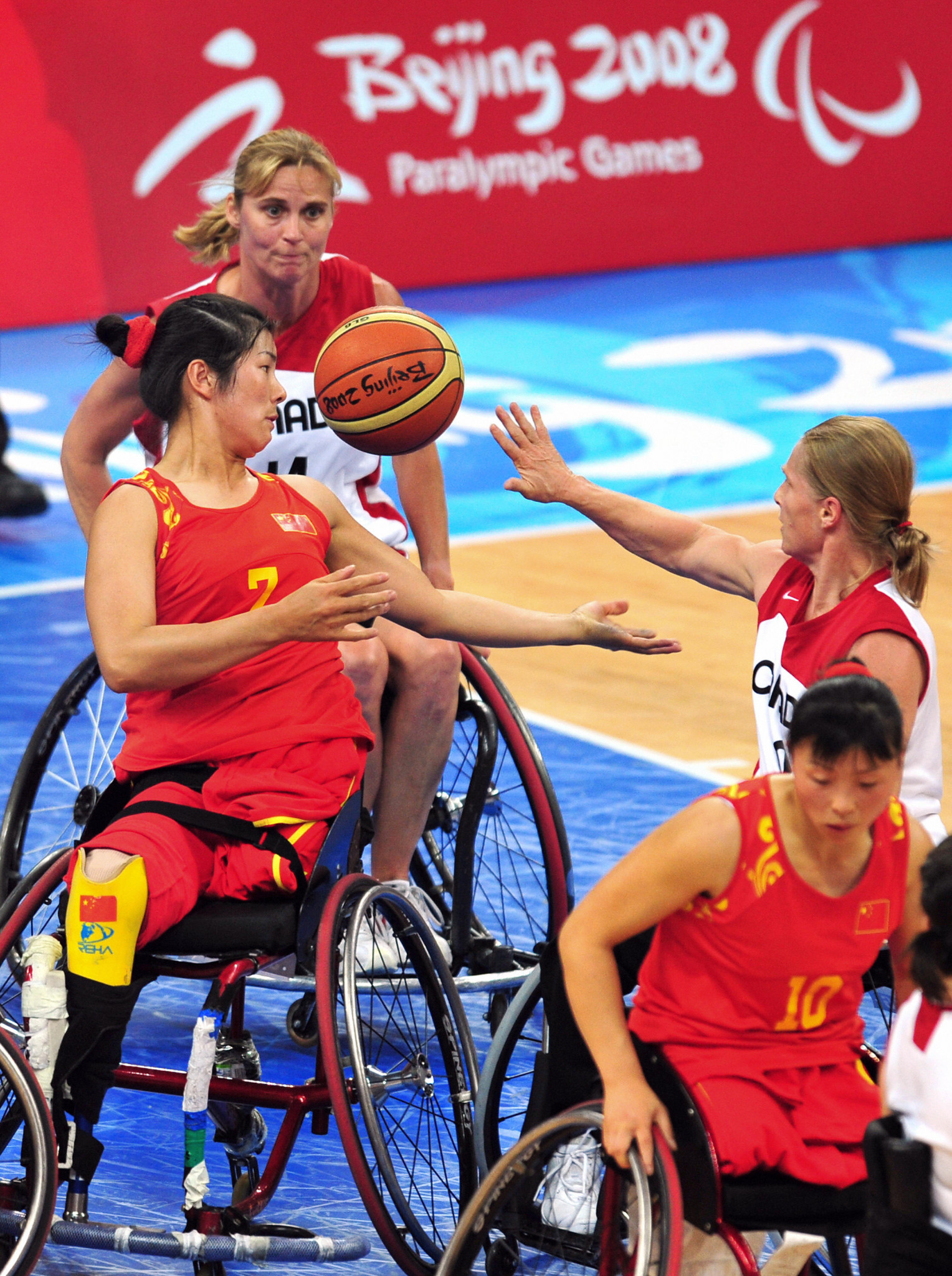 Three-time wheelchair basketball Paralympic champion awarded Order of Canada
