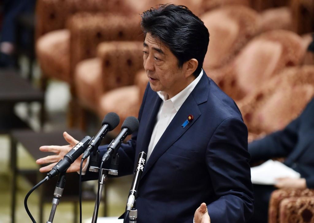 Japanese Prime Minister Shinzō Abe scrapped the original plan for Stadium last month