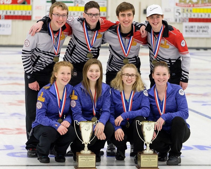 Chaska to host 2019 USA Curling Under-18 National Championships