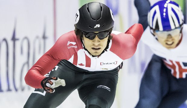 Preudhomme retires from short track due to concussions