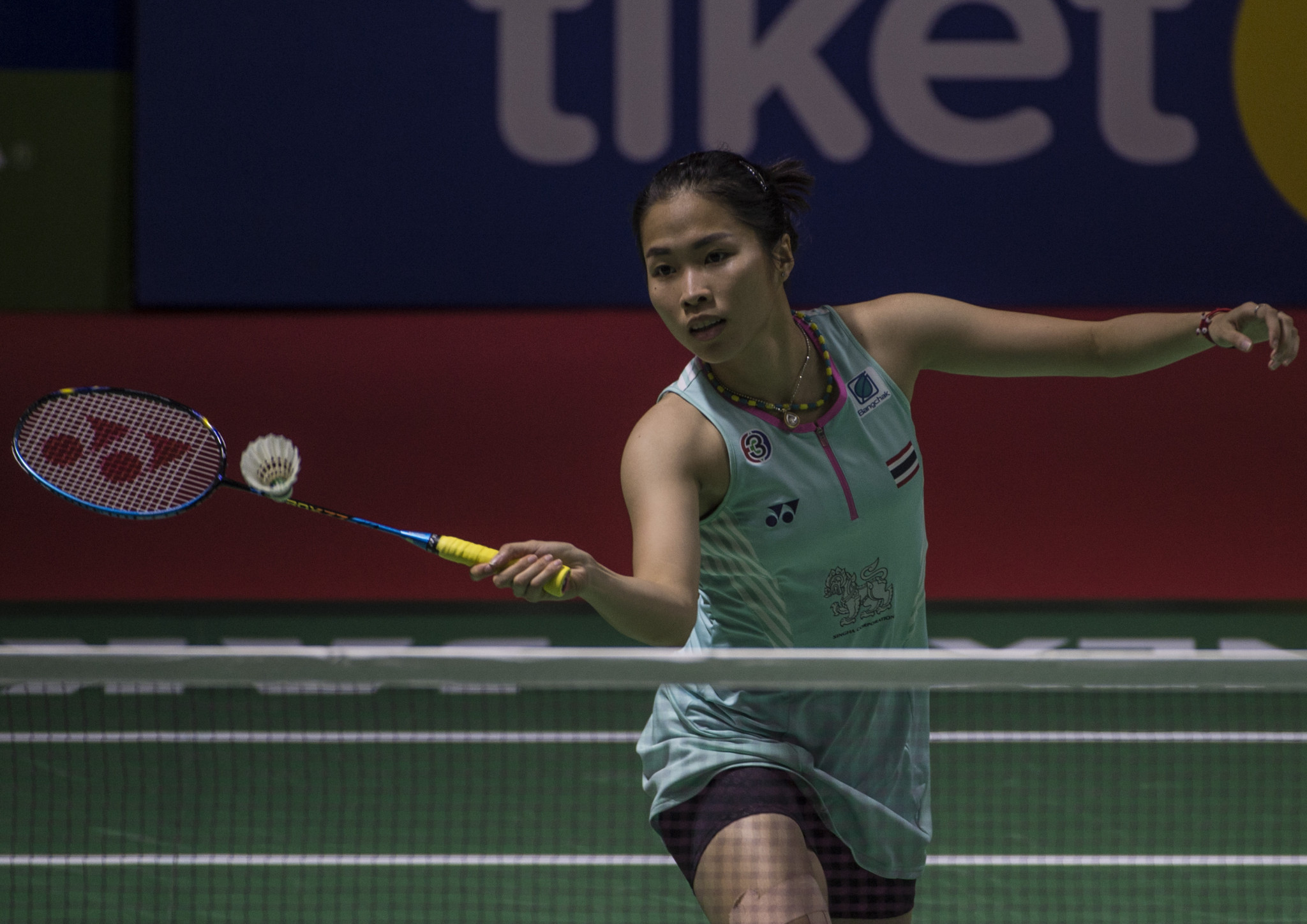 Intanon seeks home success at BWF Thailand Open