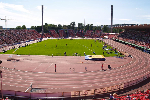 Tampere is hosting the IAAF World Junior Championships starting tomorrow ©IAAF