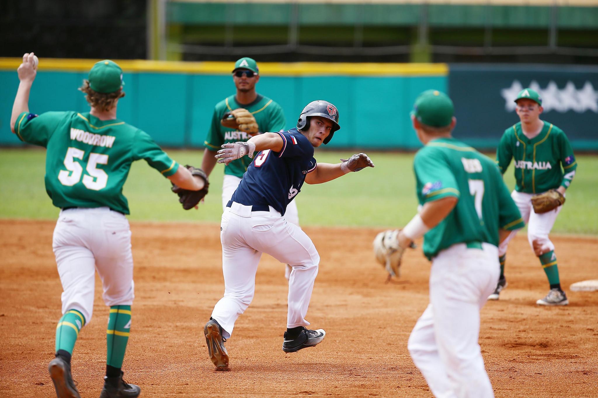 Chinese Taipei head to super round in style at World University Baseball Championship