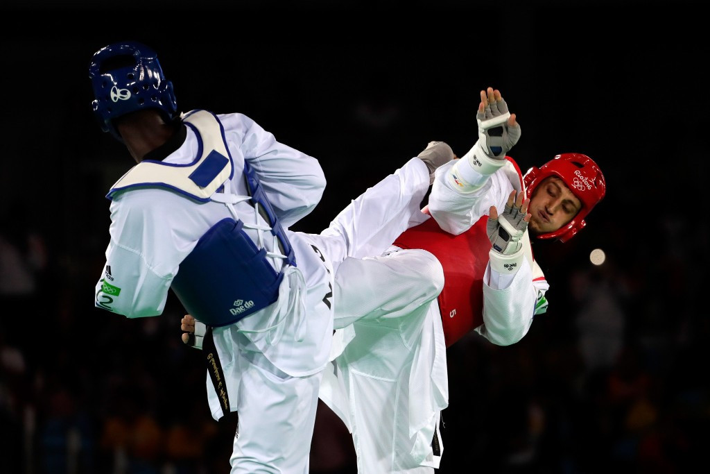 South Korean embassies use taekwondo to promote the country's culture ©Getty Images