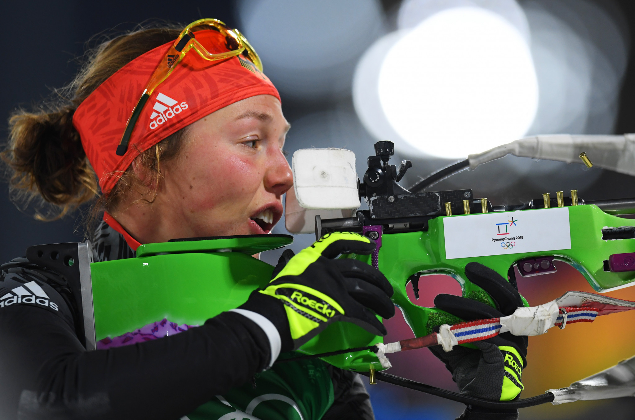 Dahlmeier ends fears she will retire at age of 24 by revealing she has resumed training