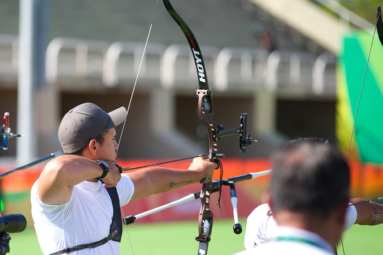 Tongan and Australian lead recurve ranking rounds at World Archery Oceania Championships