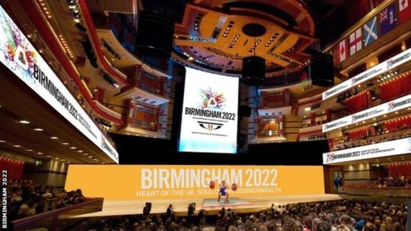 Birmingham 2022 launch search for company to create new brand and visual identity