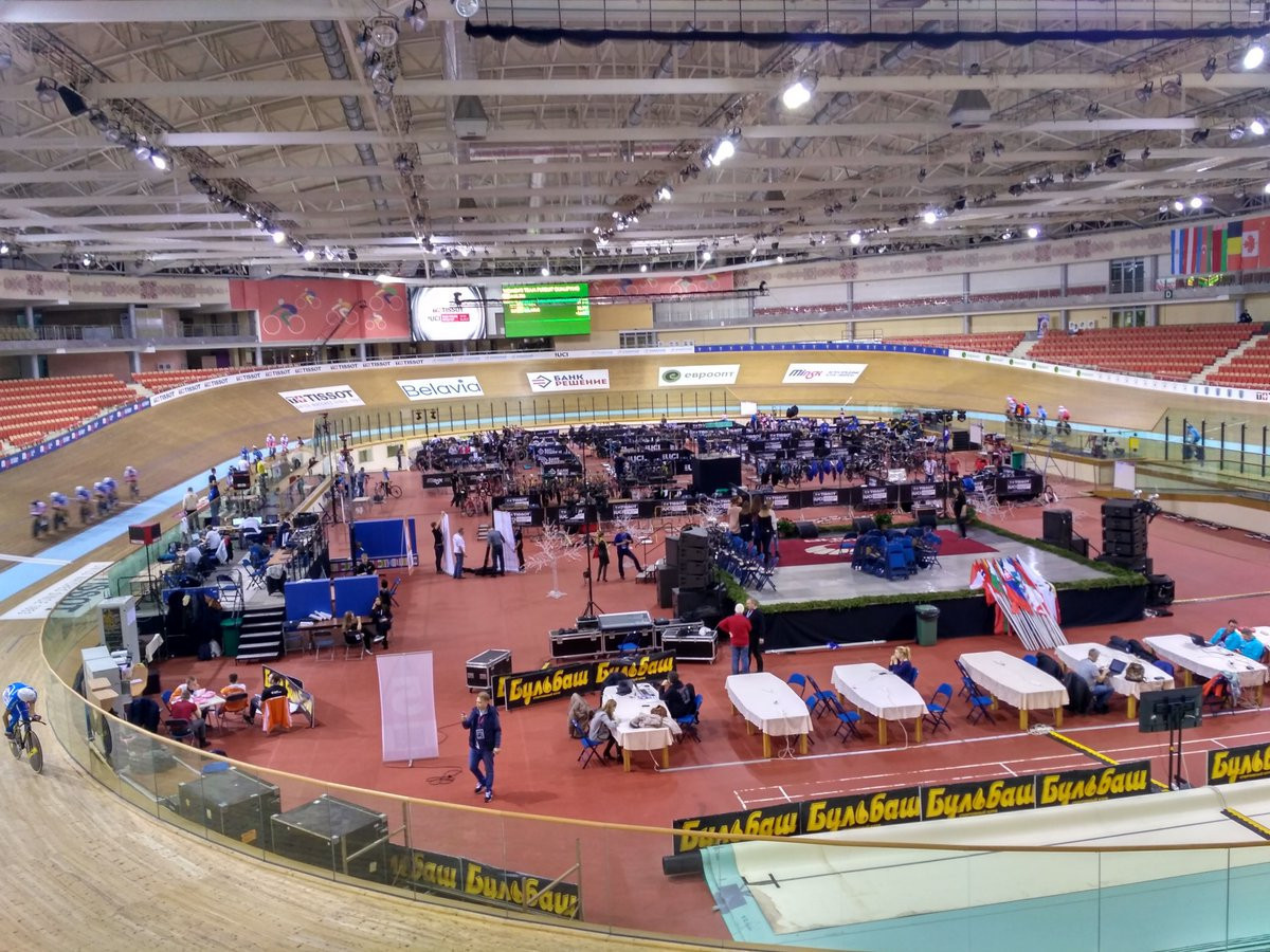 UCI unveil Track Cycling World Cup calendar for 2019-2020