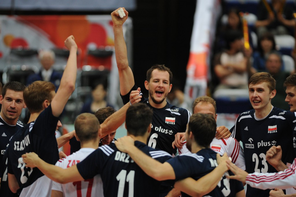 High fliers edge closer to Rio 2016 qualification at Men's Volleyball World Cup