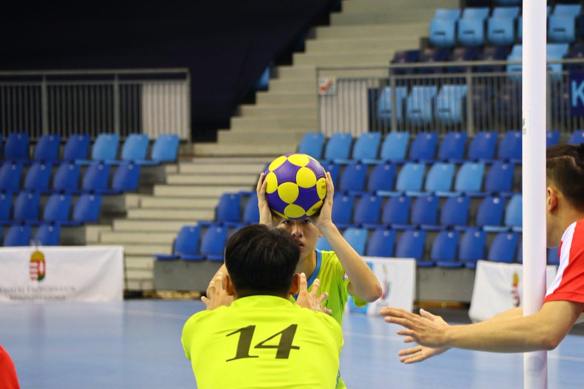 Chinese Taipei claim fourth straight win at Under-21 World Korfball Championships