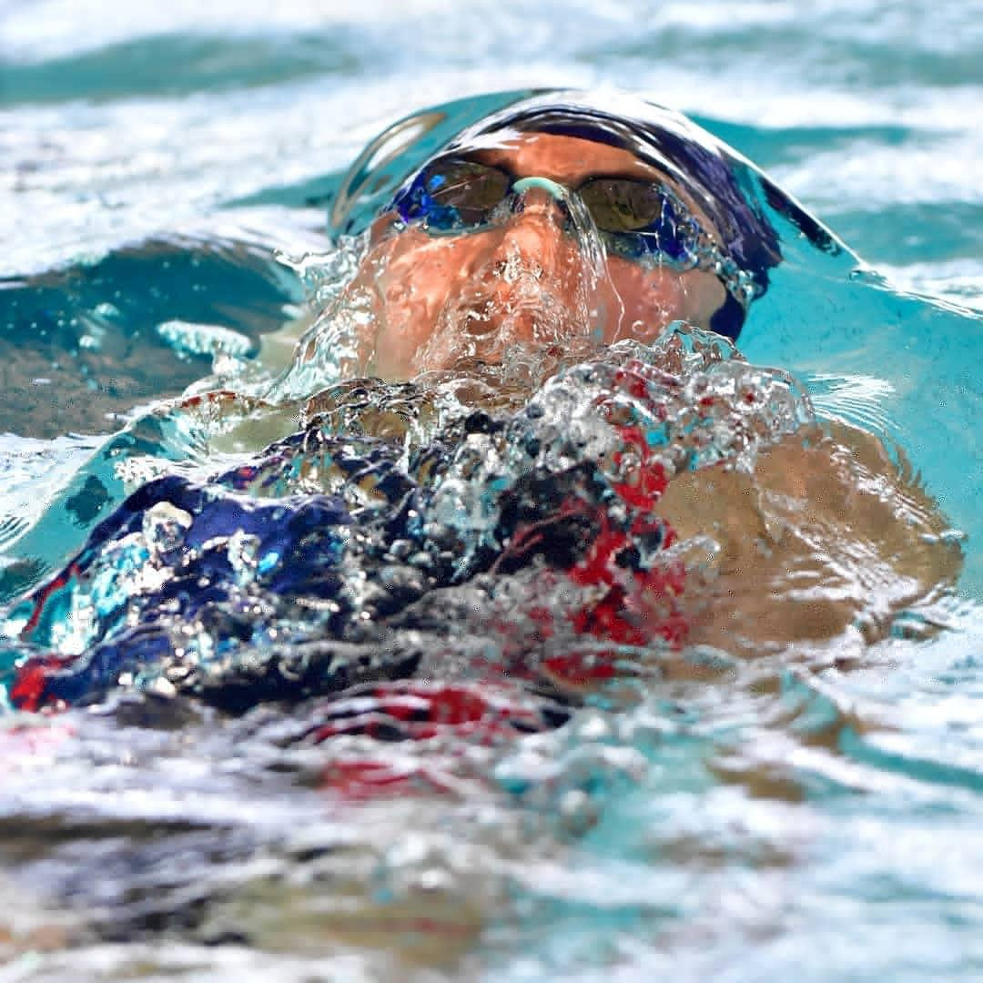 Swimming was one of the three sports on the programme ©IWAS/Twitter