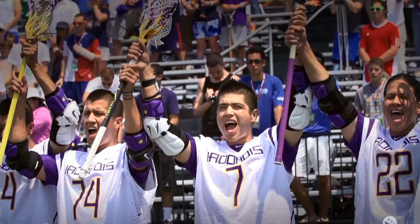 The Iroquois national team have been delayed in their attempt to travel to Israel for the 2018 Men's Lacrosse World Championship ©World Lacrosse 2018