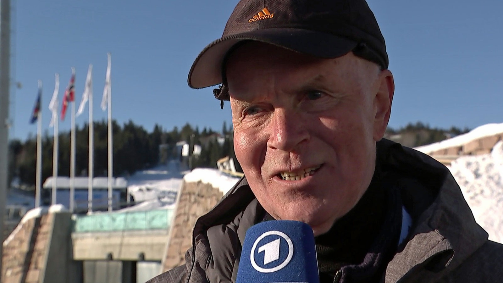 IBU President Anders Besseberg stepped down as President following a raid in April on the organisation's headquarters in Salzburg and him being accused of accepting bribes from Russia ©YouTube