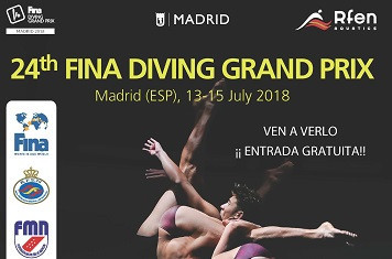 Celaya earns springboard gold at Diving Grand Prix in Madrid