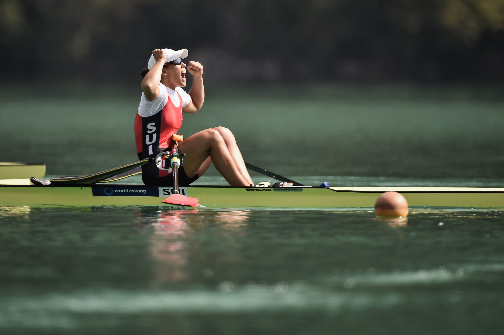 Gmelin and Lobnig to lock horns again at World Rowing Cup in Lucerne