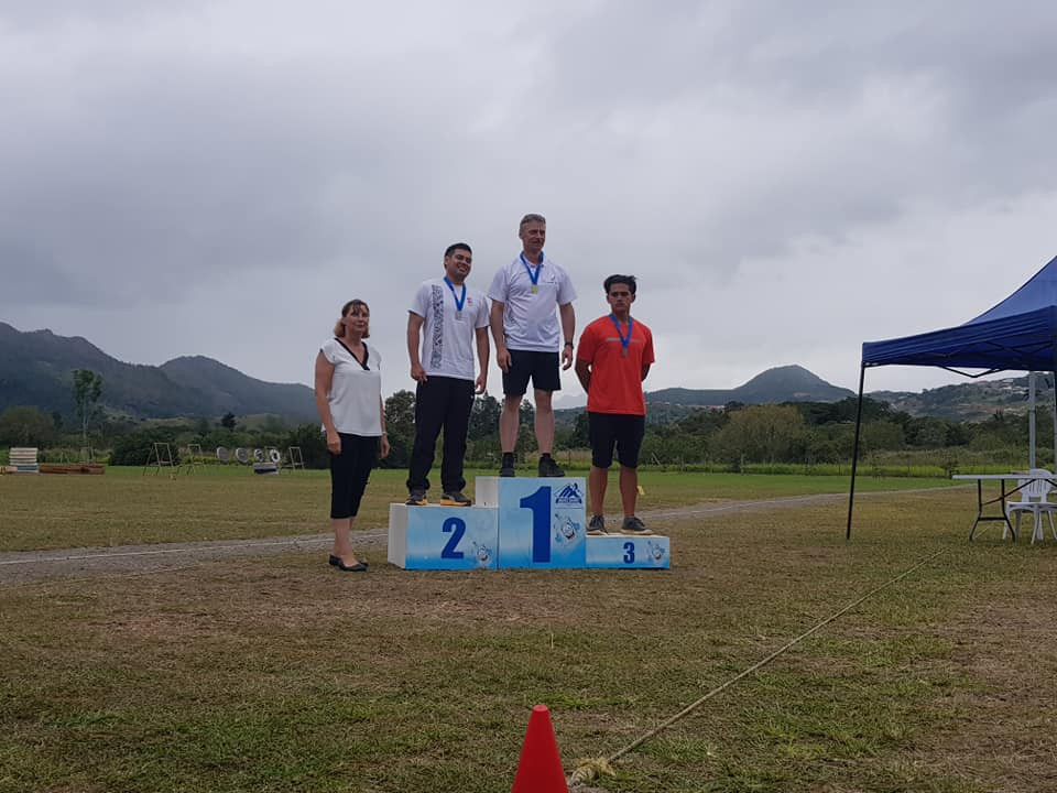 Kaluzny claims recurve title at World Archery Oceania Championships
