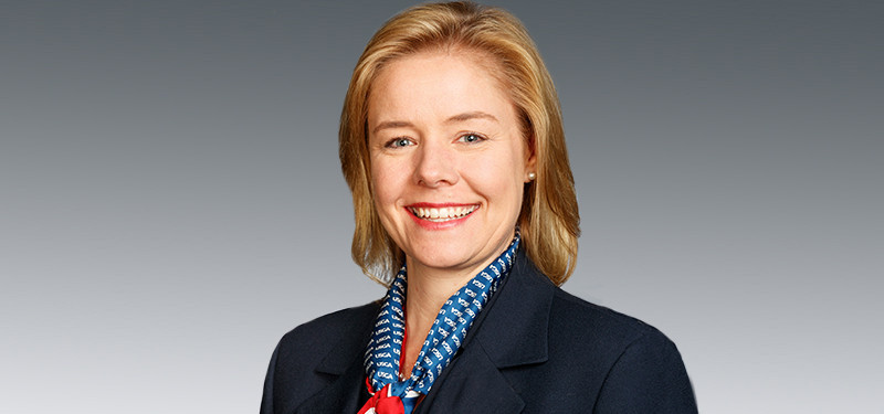 Sarah Hirshland has been named as USOC chief executive ©USOC