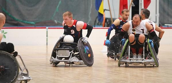 Britain reach European Wheelchair Rugby Championships final and seal Rio 2016 Paralympic berth