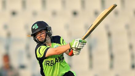 Ireland and Bangladesh booked their places at the International Cricket Council Women's World Twenty20 ©ICC