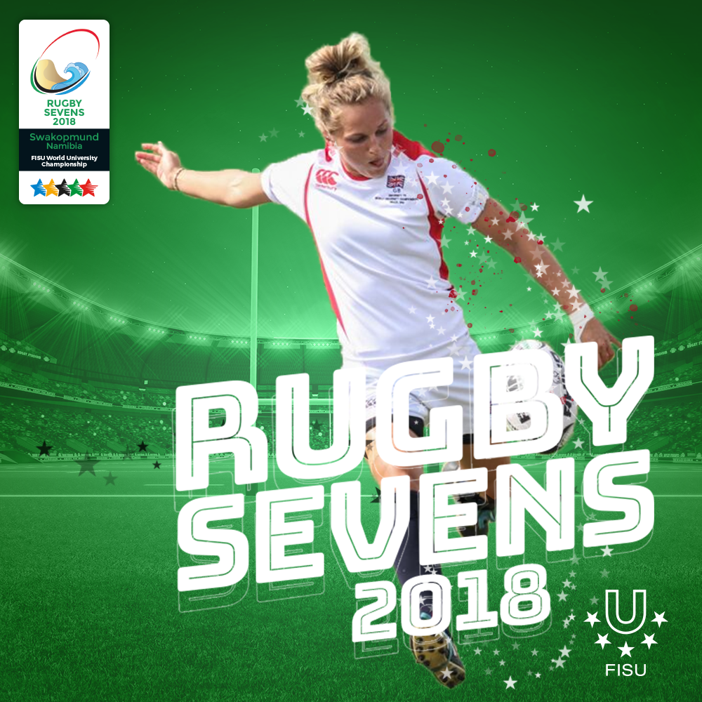 FISU vice president welcomes start of World University Rugby Sevens Championship