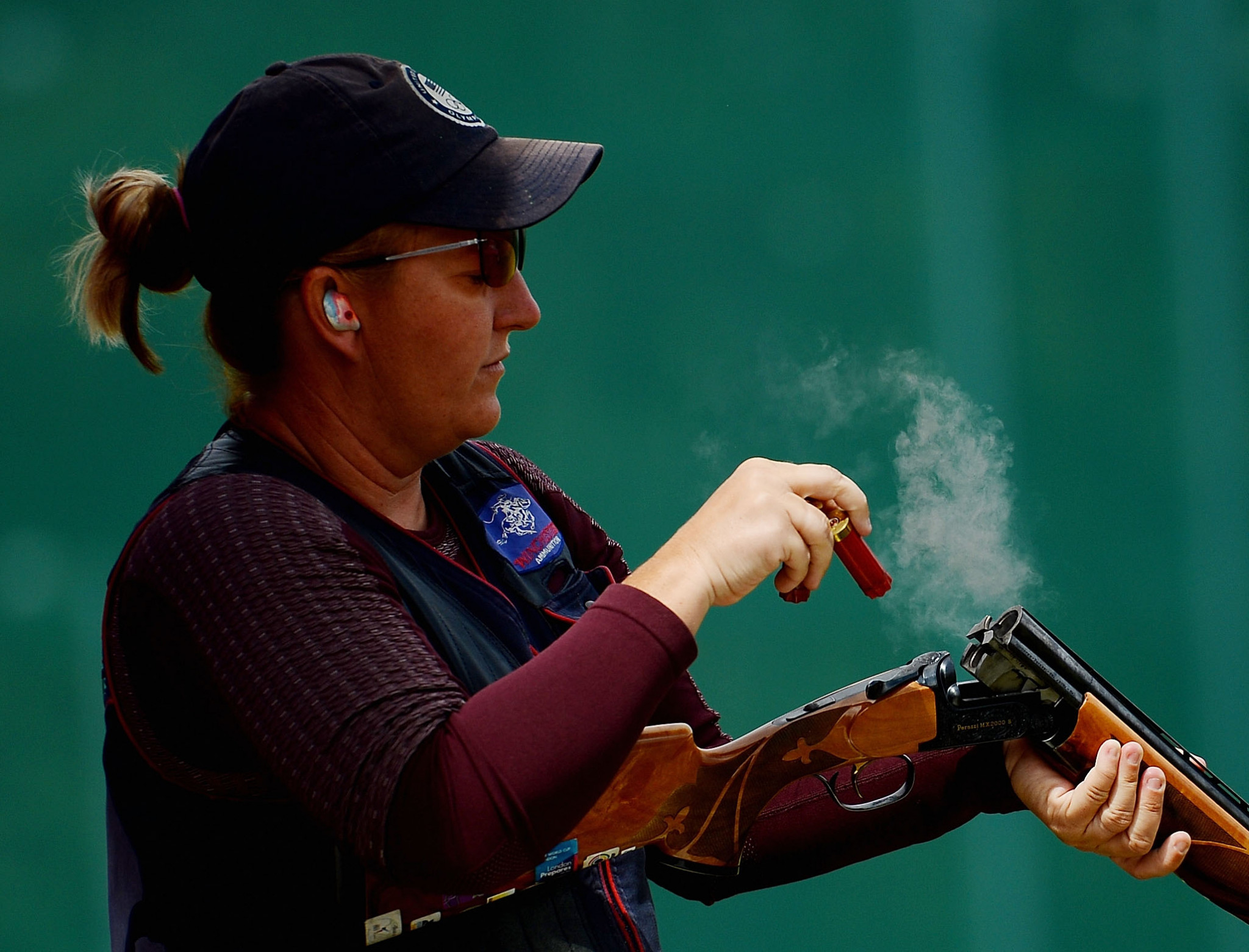Cool-hand Rhode takes third skeet World Cup gold in Tucson shoot-off