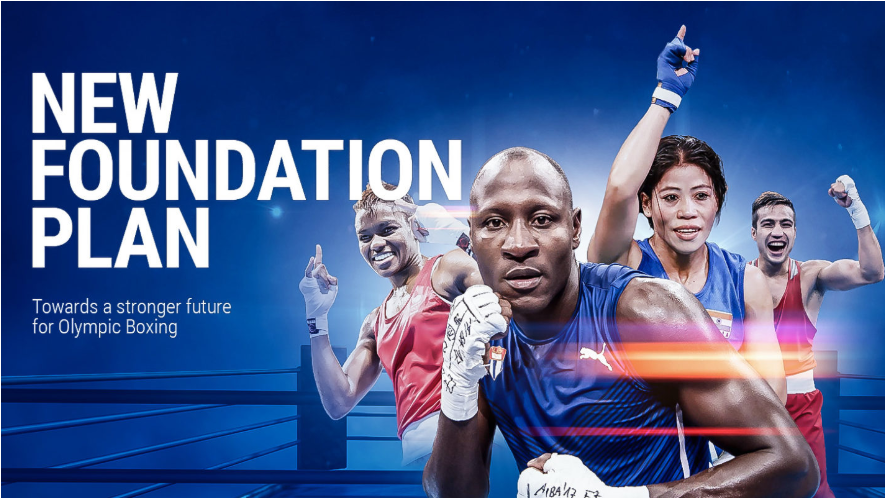 "AIBA launches ""New Foundation Plan"" as world governing body eyes fresh start"