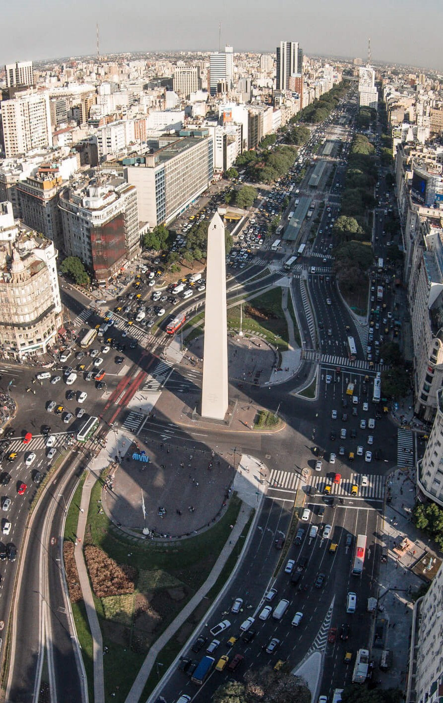The Opening Ceremony will be held at the iconic Buenos Aires Obelisk on October 6 ©Buenos Aires 2018