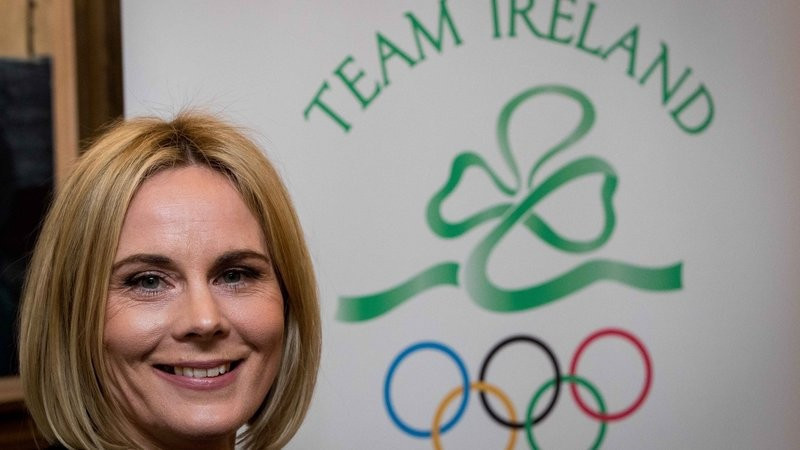 Sarah Keane is the chair of the EOC's Gender Equality in Sport Commission ©OCI