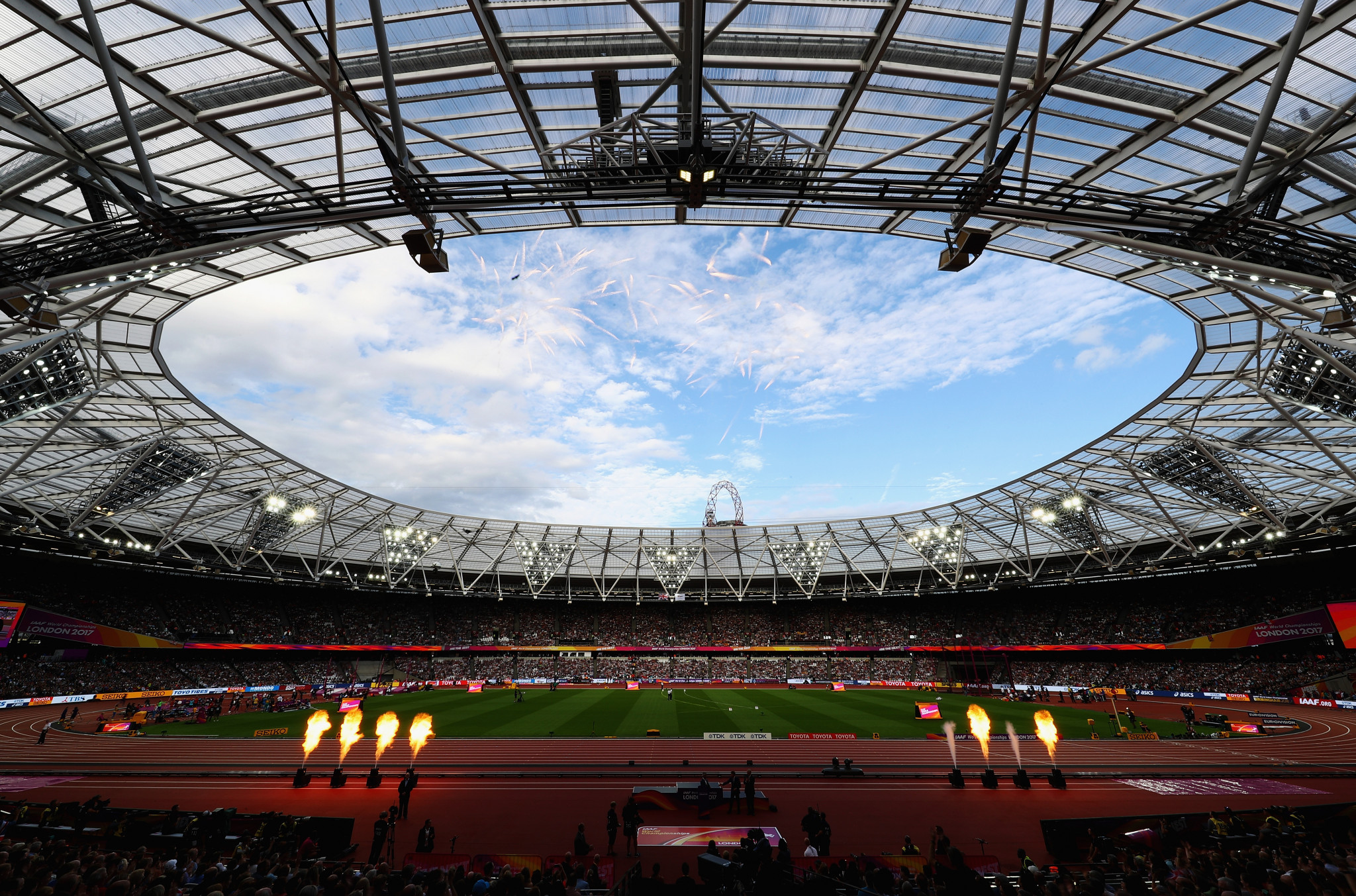 Eight nations ready to contest inaugural Athletics World Cup in London