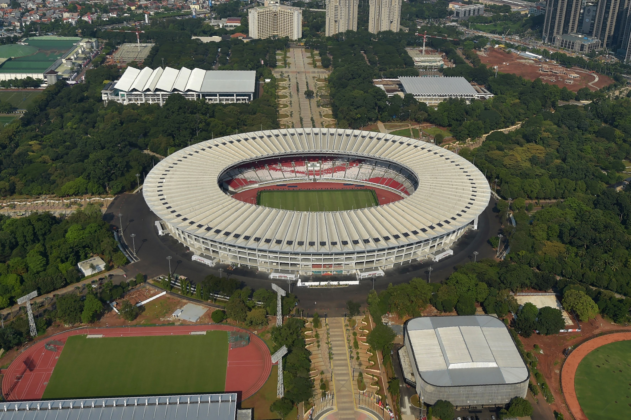 Indonesian speaker calls for cheaper Opening Ceremony tickets at Asian Games