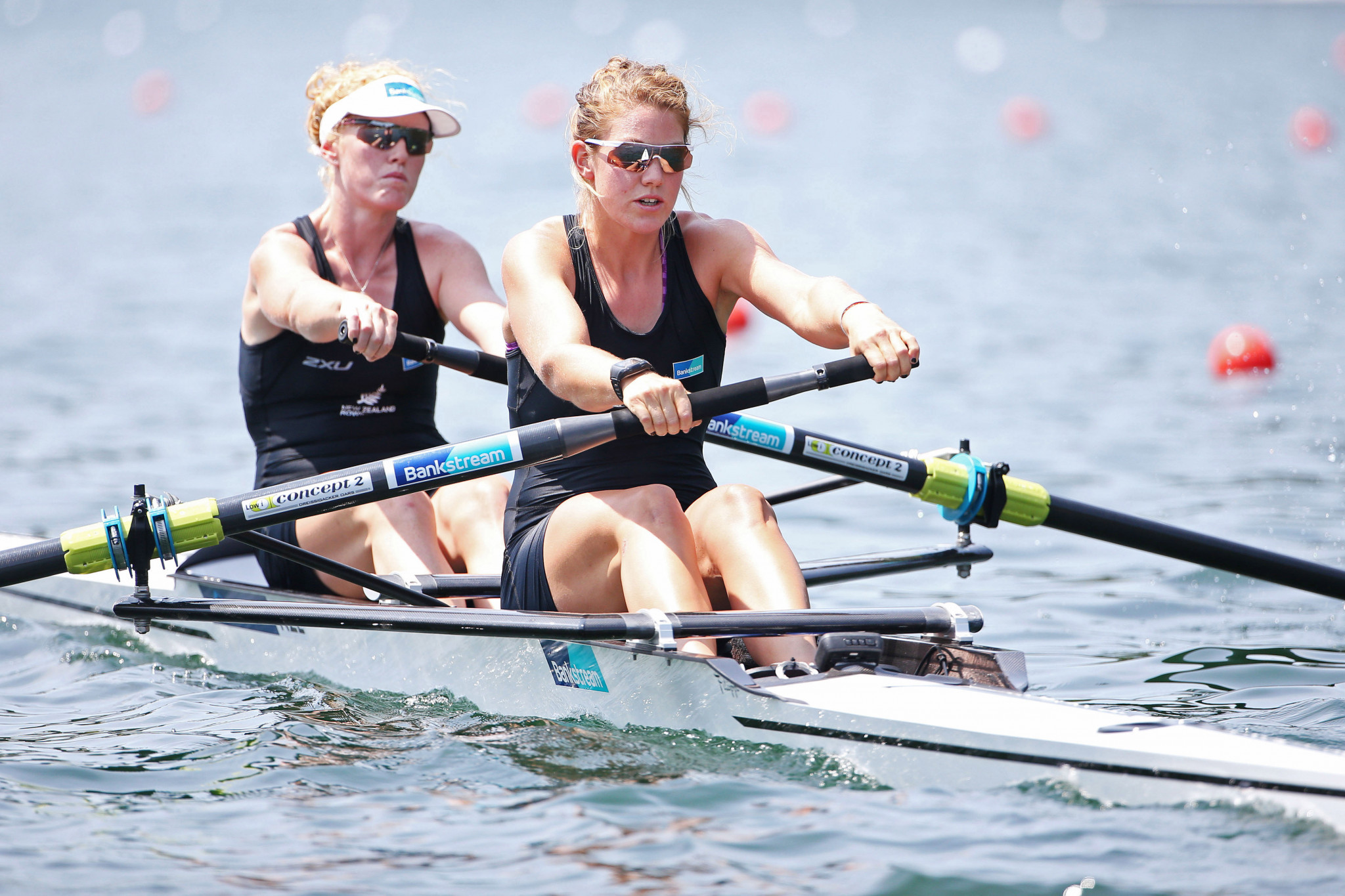 World champions ease through on opening day of World Rowing Cup in Lucerne