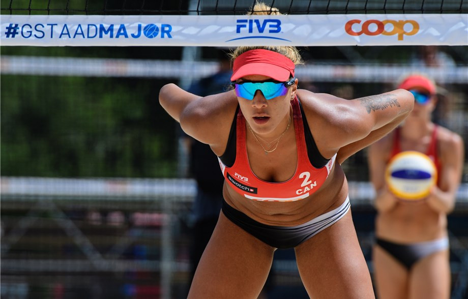 North American nations ensure strong presence in FIVB Gstaad Major women's quarter-finals