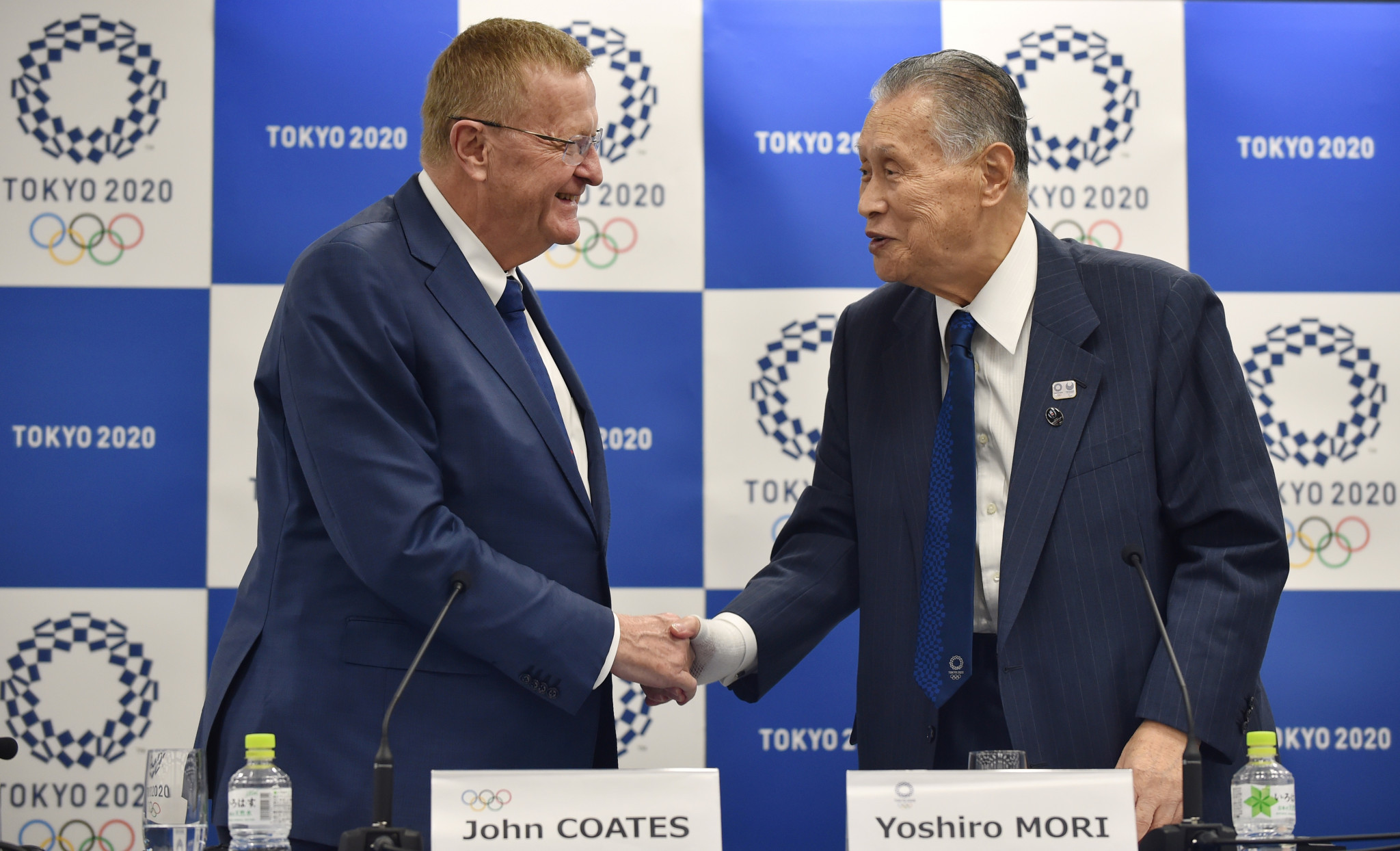 IOC Coordination Commission chairman John Coates was full of praise for Tokyo 2020 ©Getty Images