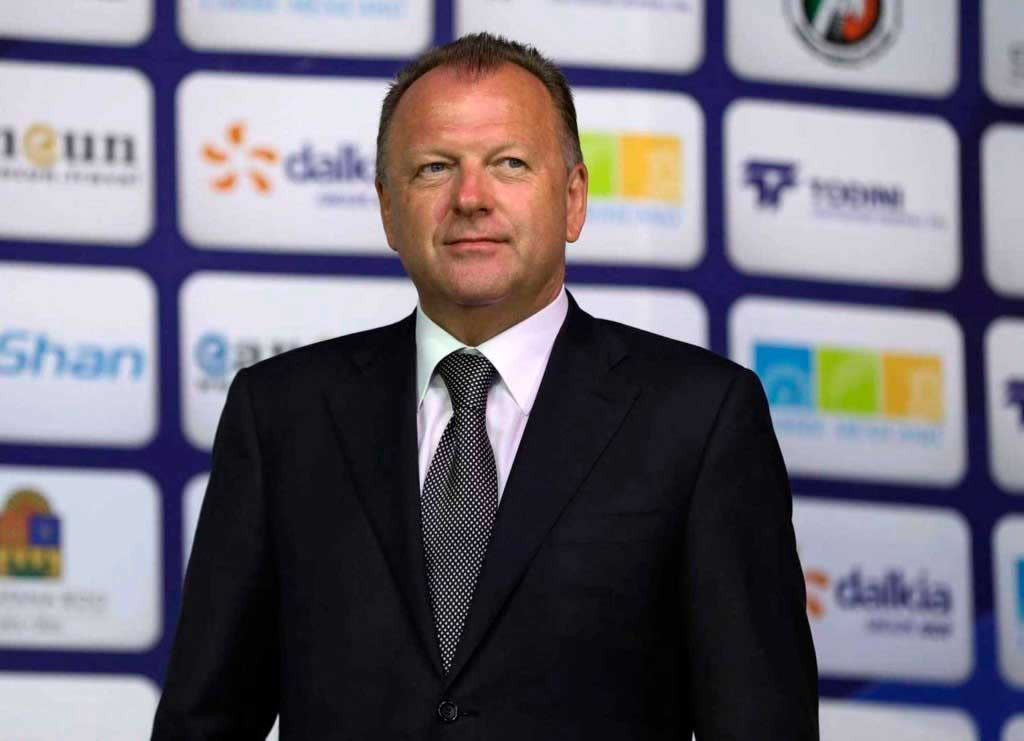 "IJF President Marius Vizer claims signing up to the ITA is a ""complex issue"" ©IJF"