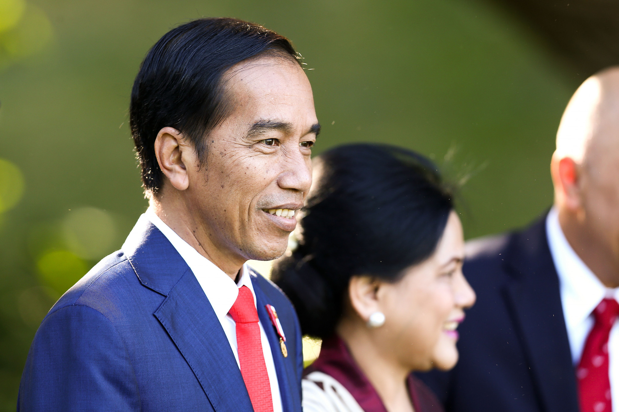 Indonesian President visits Jakabaring Sport City to check-up on preparations for 2018 Asian Games