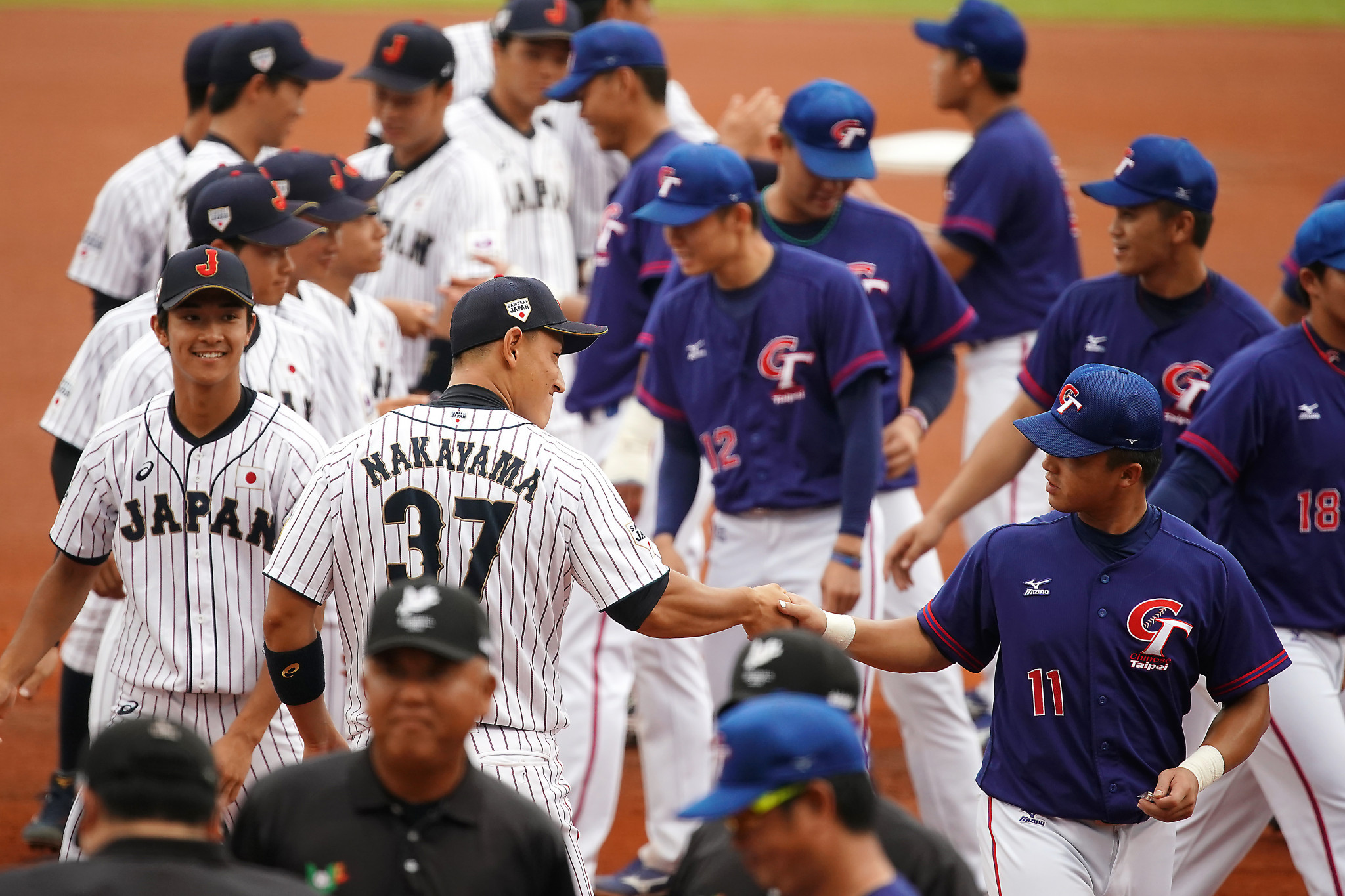 Japan and Chinese Taipei will meet in the final of the tournament tomorrow ©FISU