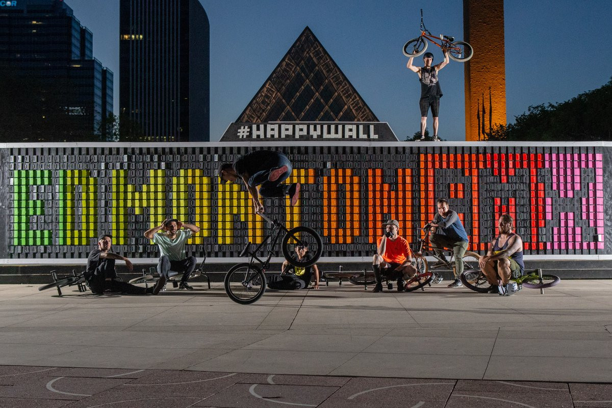 Roberts triumphs at BMX Freestyle Park World Cup event in Edmonton