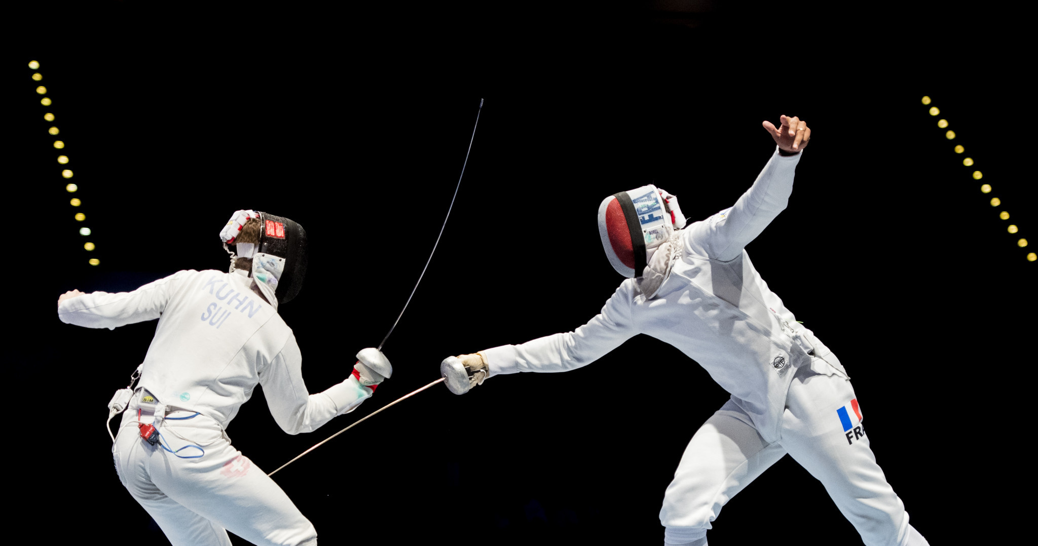 The world's best fencers are due to arrive for the World Championships in China ©Getty Images
