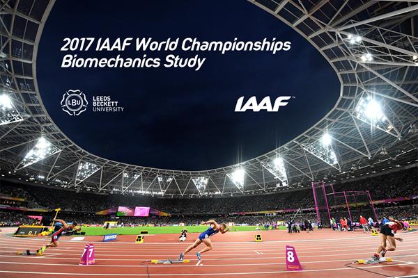 IAAF releases biggest-ever athletics biomechanics study