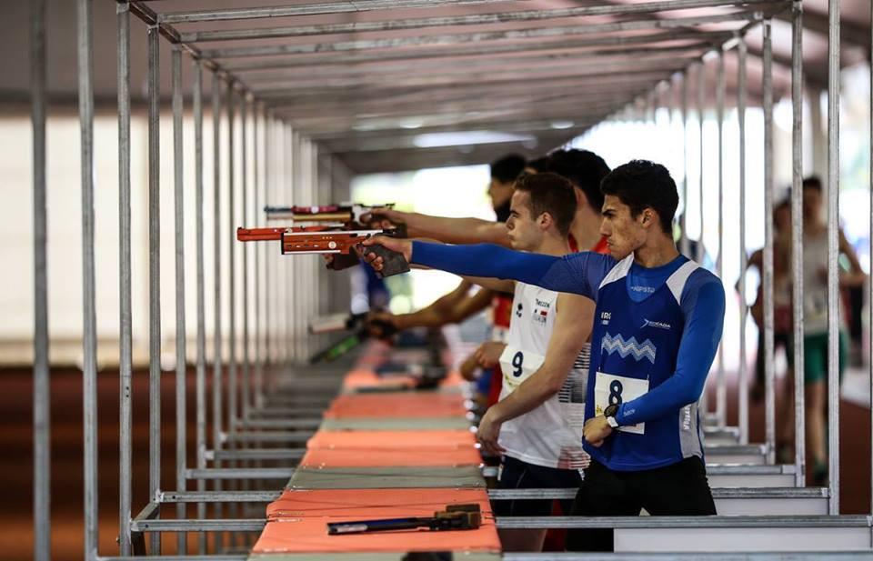 Franco Serrano will be Argentina's men's representative ©UIPM